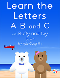 Learn the Alphabet with Fluffy and Ivy